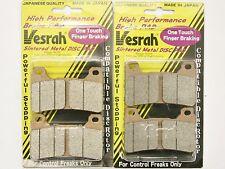 Vesrah Front Brake Pads 04 05 06 07 08 09 10 11 12 13 14 15 16 CBR1000RR VD170JL