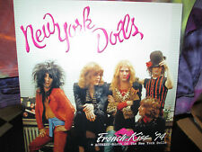 New York Dolls - French Kiss '74/Actress-Birth of the 2 Record Set Garage Punk