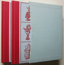 Folio Society Alice's Adventures in Wonderland/Through the Looking-Glass1961/2