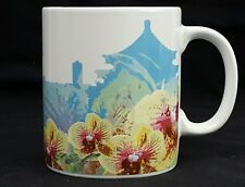 Olympic Winter Games XXI Vancouver 2010 Olympics Coffee Mug Taipei - Rare
