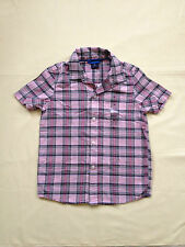NWT GAP KID'S BOY'S PLAID SHIRT (XS) 4-5