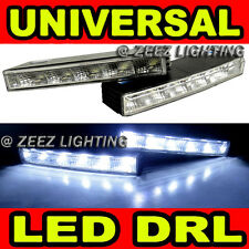 Hella Style LED Daytime Running Light DRL Day Driving Fog Lamp Daylight Kit C04