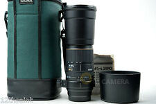 Sigma AF APO 170-500mm F/5-6.3 Lens for Minolta/Sony