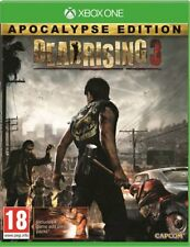 DEAD RISING 3 APOCALYPSE EDITION XBOX ONE Game (BRAND NEW SEALED)
