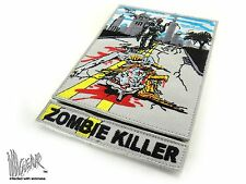 ill Gear Zombie Road Killer HOOK & LOOP Patch dead walking Apocalypse Survival