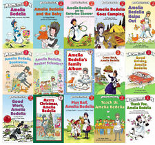 Amelia Bedelia Collection Set 1-15 Childrens Books Series Reading Level Two NEW!