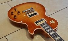2016 Gibson Les Paul Standard T In Light Burst. Upgraded Pickups