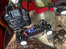 4WD Brushless Sportswerks Recoil Rc Car With Tekin Mini Rage System Installed