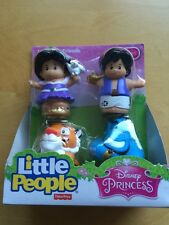 Fisher price little people jasmine et amis buddy figures disney princesse