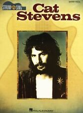 Strum & Sing Cat Stevens Play Father and Son Guitar Chords Lyrics Music Book