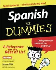 Spanish for Dummies, and the Language Experts at Berlitz, Good Book
