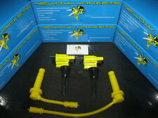 YELLOW JACKETS COIL PACKS MITSUBISHI EVOLUTION EVO 4 5 6 7 8 9 - 2 YEAR WARRANTY