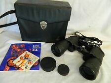 Vintage Tasco Binocular 10 x 40 Wide Angle Model #260 Fully Coated Leather Case