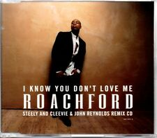 ROACHFORD - I KNOW YOU DON'T LOVE ME - REMIXES CD SINGLE