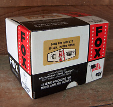 ESTATE FIND Vintage NEW FOX 40 RC MODEL AIRPLANE ENGINE In ORIGINAL BOX