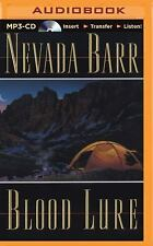 Anna Pigeon: Blood Lure 9 by Nevada Barr (2015, MP3 CD, Abridged)