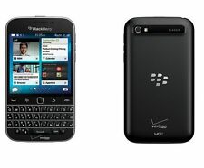 BlackBerry Classic Q20, 16GB Black Verizon Smartphone + Worldwide GSM Unlocked