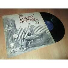 THE COUNTRY GENTLEMEN - in concert vol.3 - COUNTRY FOLK FOLKWAYS French Lp 1963