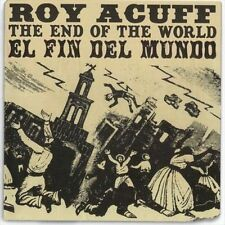 The End of the World * by Roy Acuff (CD, Mar-2010, Righteous)
