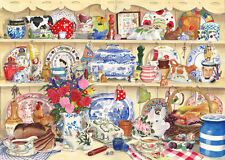 The House Of Puzzles - 1000 PIECE JIGSAW PUZZLE - This Little Pig Find The Pigs