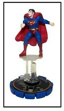 DC Heroclix Cosmic Justice Superman #141 LE Gold Ring NEW w/o Card