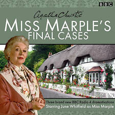 Miss Marple's Final Cases by Agatha Christie - 3 BBC Full-Cast Dramas CD Audio