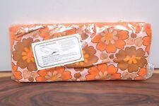 Funky 60s vintage flower power bedding set unused in original packaging