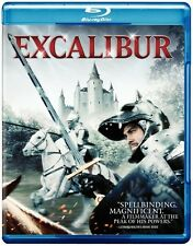 Excalibur Blu-ray Region A