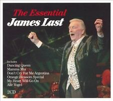 NEW The Essential James Last [2 Disc] by James Last CD (CD) Free P&H