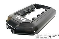 2011-2014 Ford Mustang GT 5.0 REAL Carbon Fiber Engine Plenum Intake Cover