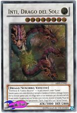 INTI DRAGO DEL SOLE ABPF-IT042 Rara Ultimate in Italiano YUGIOH