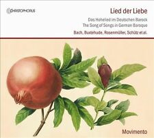 Lied Der Liebe: Song of Songs in German Baroque, New Music