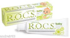 Toothpaste R.O.C.S. Baby mild care with Camomile ROCS Oral care