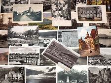 Konvolut 50 alte Postkarten aus Deutschland vor 1945