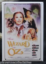 "The Wizard of Oz Movie Poster 2"" X 3"" Fridge / Locker Magnet. Judy Garland"