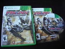 Microsoft Xbox 360 complete in case MX vs. ATV Supercross tested