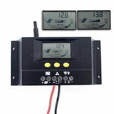 12/24v 30A LCD PWM Solar Panel Regulator Charge Controller Battery Protection