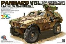 Tiger Model 1/35 4619 French Army PANHARD VBL 12.7mm M2 MG Armored Vehicle