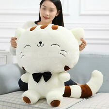 "18"" 45CM Include Tail Cute Plush Stuffed Toys Cushion Fortune Cat Doll"