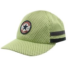 GREEN CONVERSE ALL STARS Perforated Baseball Sports Cap - Youth's Size