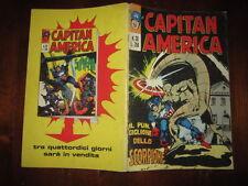 CAPITAN AMERICA NUMERO 38 EDITORIALE CORNO