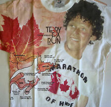 Terry fox 25 years of Hope 1 dólares at a time Terry Fox Run