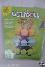Wilton Ugly Doll Cupcake Stand Hold 24 Cupcakes  New