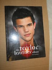 The Taylor Lautner Album by Amy Carpenter (2010, Paperback, Illustrated