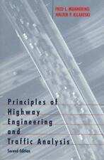 Principles of Highway Engineering and Traffic Analysis by Fred L. Mannering...
