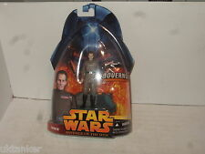 BNIP Stars Wars Figure Revenge of the Sith No 45 , Governor Tarkin & Weapon.