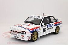 #18 Monte Carlo BMW M3 1989 1/32nd Scale Slot Car Decals
