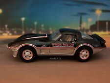 1978 78 CHEVY CORVETTE INDY PACE CAR COLLECTIBLE MODEL - 1/64 SCALE DIORAMA