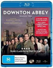 Downton Abbey : Season 2 (Blu-ray, 2012, 5-Disc Set)