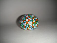 Antica Murrina Millefiori - Multicolor Murano Glass Paperweight Small